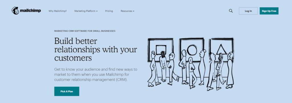 Marketing CRM, per unire il tuo gestionale a Mailchimp