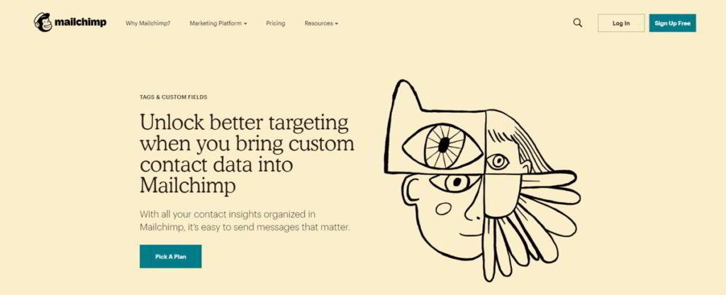Utilizza i TAG o campi personalizzati per migliorare la segmentazione dei tuoi utenti
