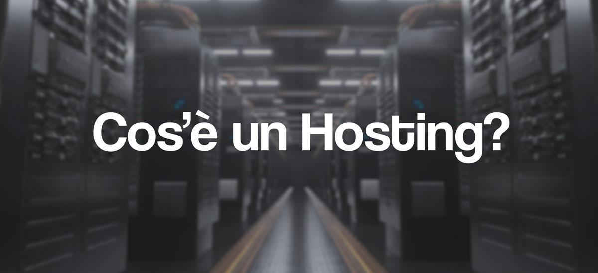Cos'è un hosting